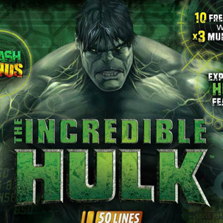 THE INCREDIBLE HULK 50LINES